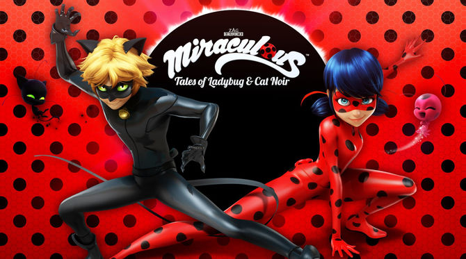 Miraculous: Tales of Ladybug & Cat Noir News