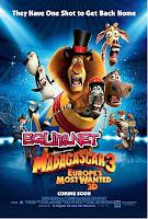 مشاهدة فيلم Madagascar 3