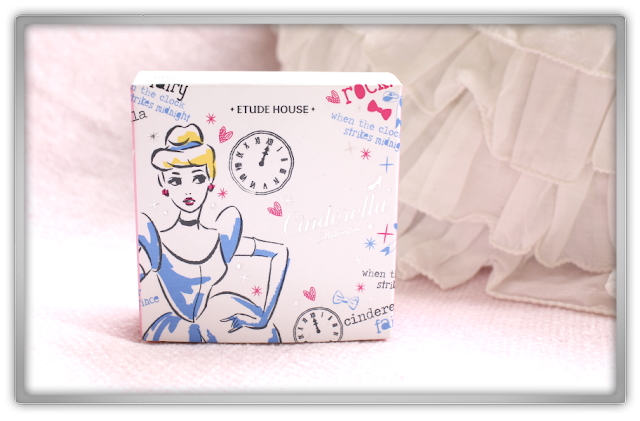 Etude House Cinderella Magic Any cushion Case obsession complete haul review cute disney princess beauty blog blogger