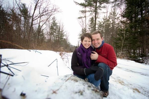 A wintery walk at the Rocks Estate