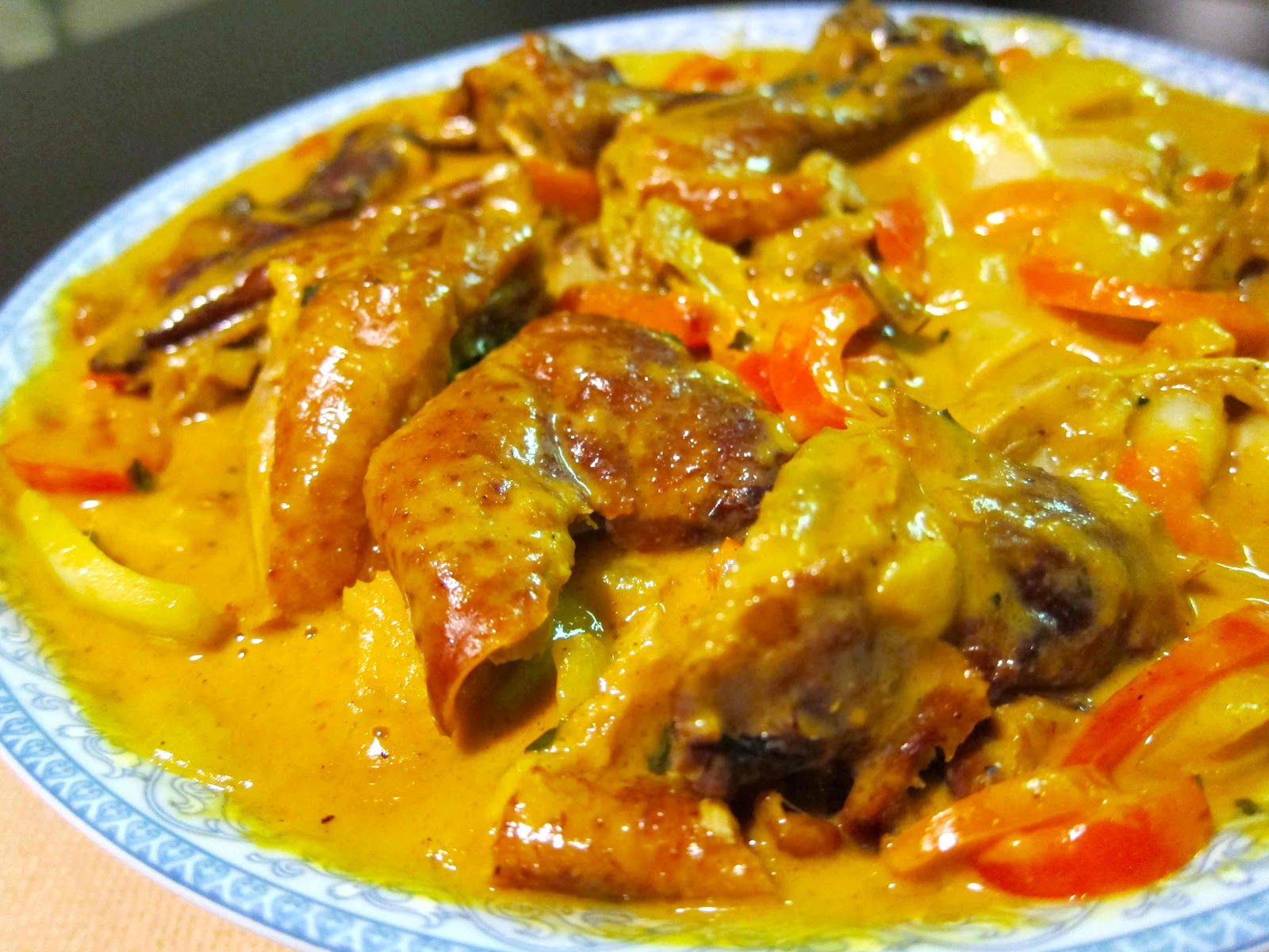 Lau's Kitchen: Thai Duck Curry