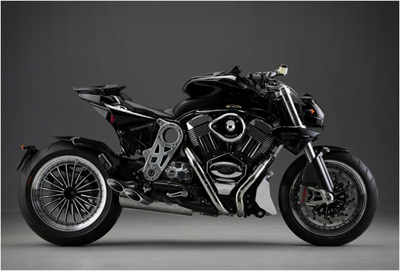 CR&S MOTORCYCLES