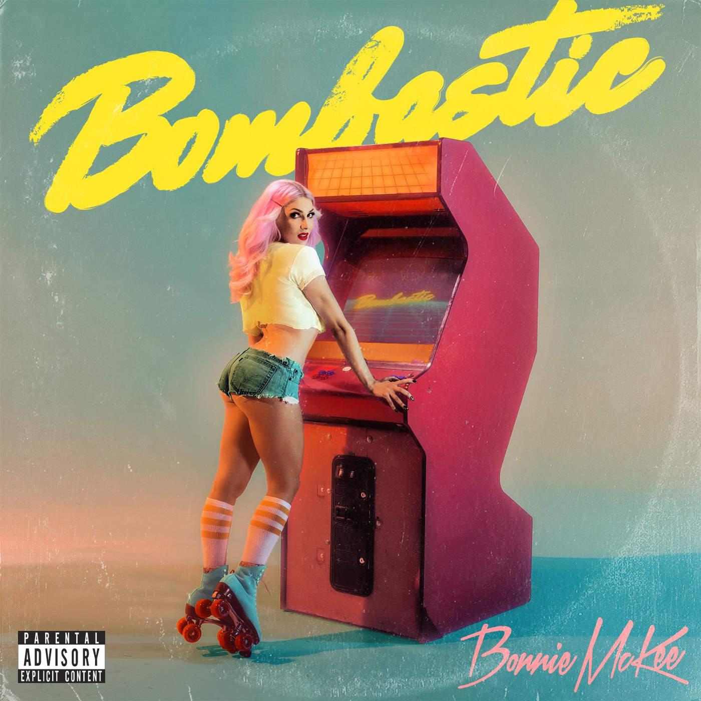 Bonnie McKee - Bombastic - EP Cover