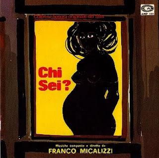 Franco Micalizzi Chi Sei Beyond The Door Original Soundtrack