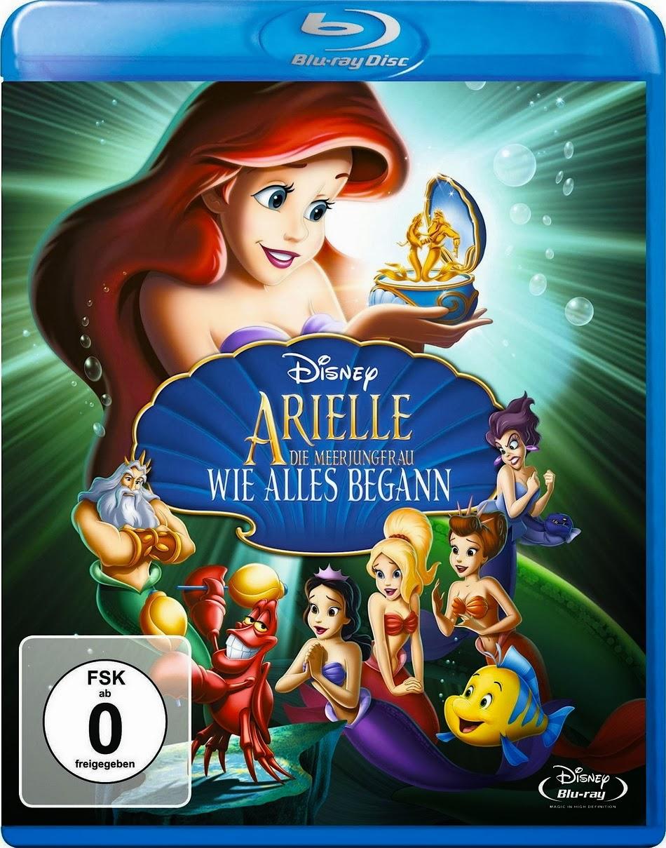 The Little Mermaid Ariel's Beginning กำเนิดแอเรียลกับอาณาจักรอันเงียบงัน