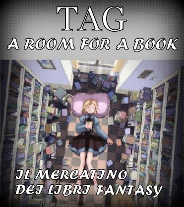 TAG : A ROOM FOR A BOOK