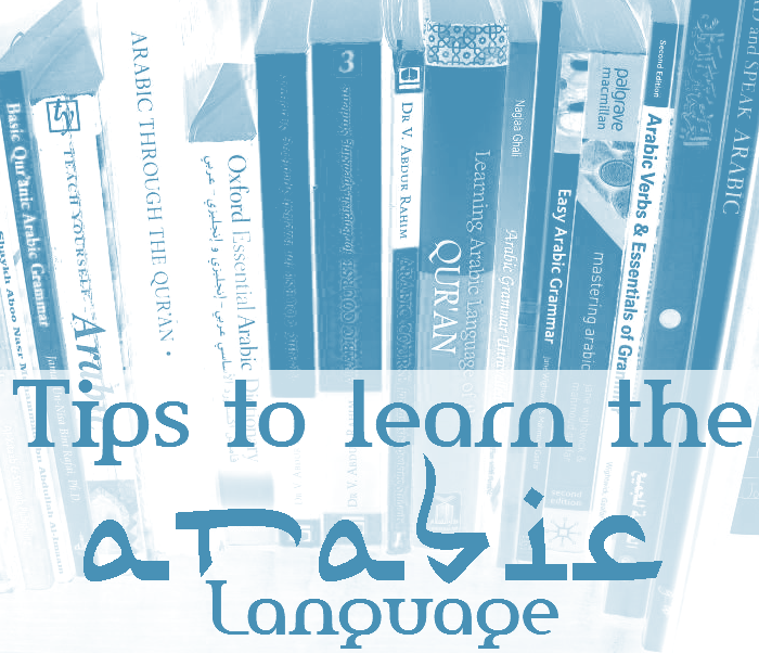 learning arabic tips / advice