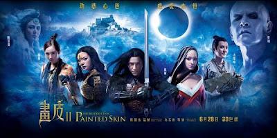 Phim Họa Bì 2 - Painted Skin 2 [Vietsub] Online,phim hoa bi 2