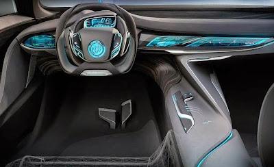2016 Buick Riviera Interior