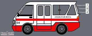 Trayek dan Info Angkot 04 di Tasikmalaya | Kisatasik