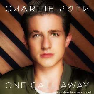 One Call Away Chords- Charlie Puth