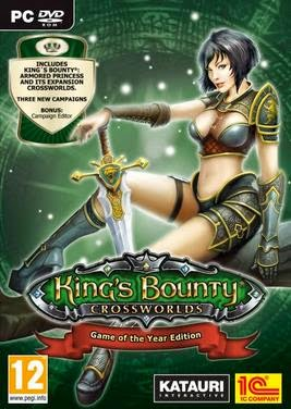 King's Bounty Crossworlds Download Full Torrent