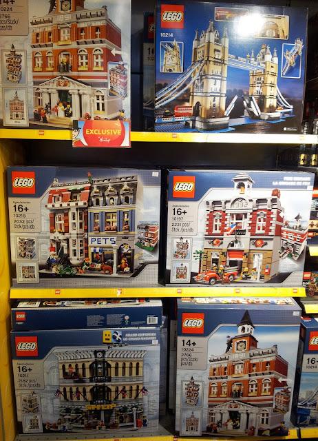 Hamleys, London, Toys, Lego