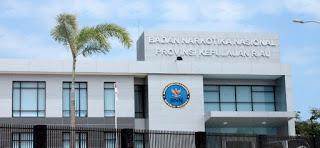 Lowongan Pekerjaan BNN Provinsi Kepulauan Riau