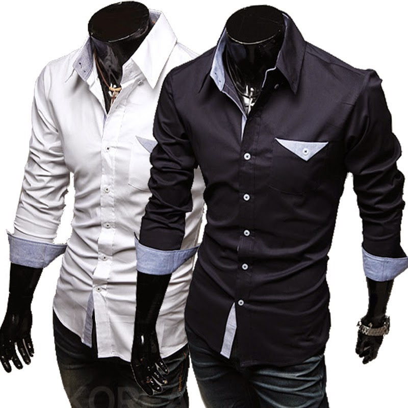 uroyal men casual shirts winter collection 2013