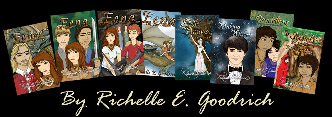 Books by Richelle E. Goodrich