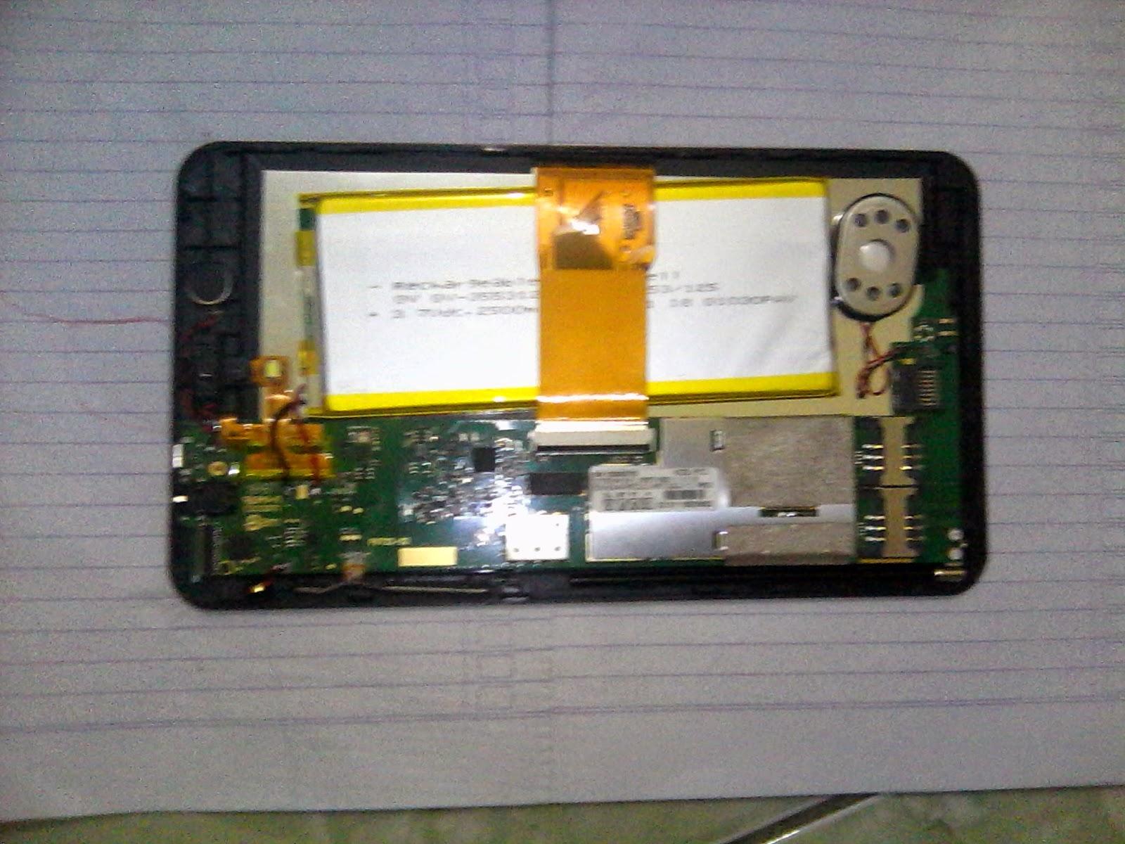Cara Mengganti Lcd Touchscren ADVAN E1C