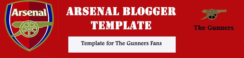 Preview  Arsenal Blogger Template