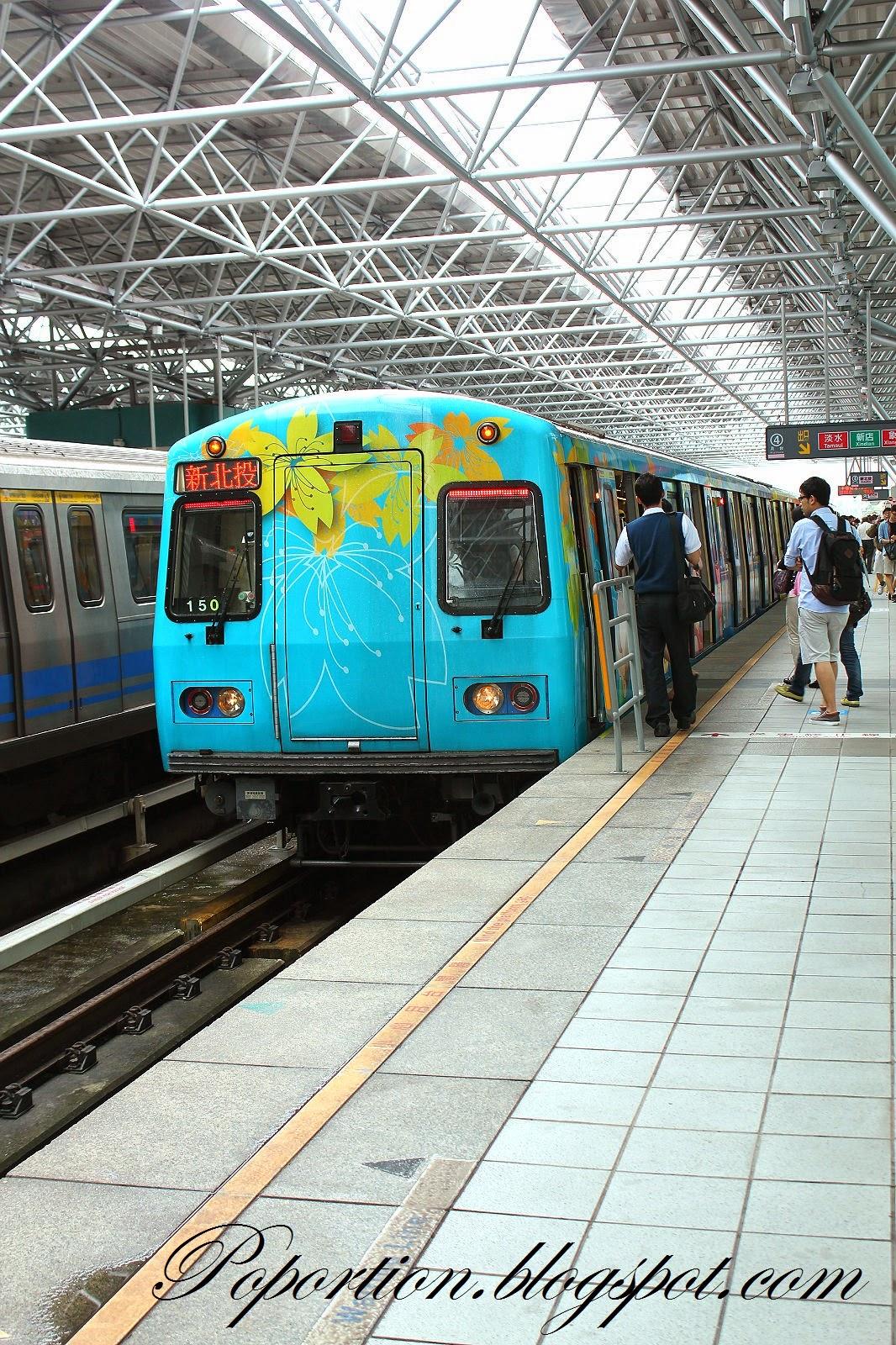 Taiwan subway