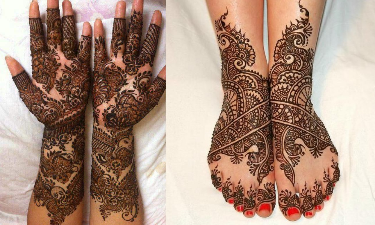 Mehndi On Leg : Luxury mehndi design for groom leg domseksa