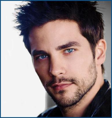 Beaut en d lire tag ross freebie list - Brun au yeux bleu ...