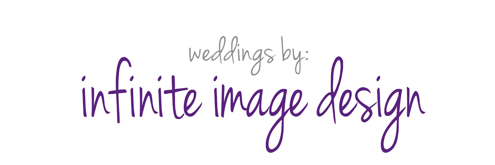 Infinite Image Design, Weddings