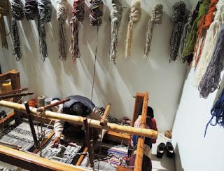 textile, bamboo, banana, corn, polyester, cotton, weaving loom