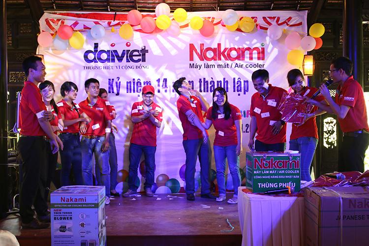 Đại Việt Family Day - Ngày hội gia đình Đại Việt 2015