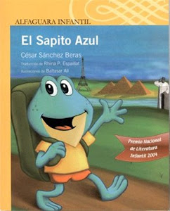 El Sapito Azul
