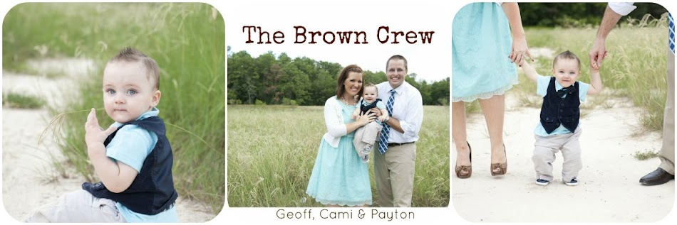 Geoff & Cami Brown