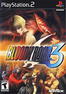 Bloody Roar 3 Ps2 Iso Ntsc Mega Juegos Para PlayStation 2