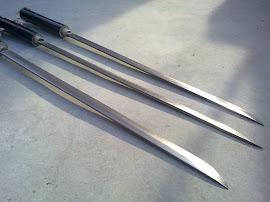Pedang rotan cantik