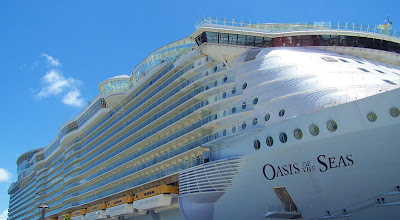 Oasis Of The Seas Exterior