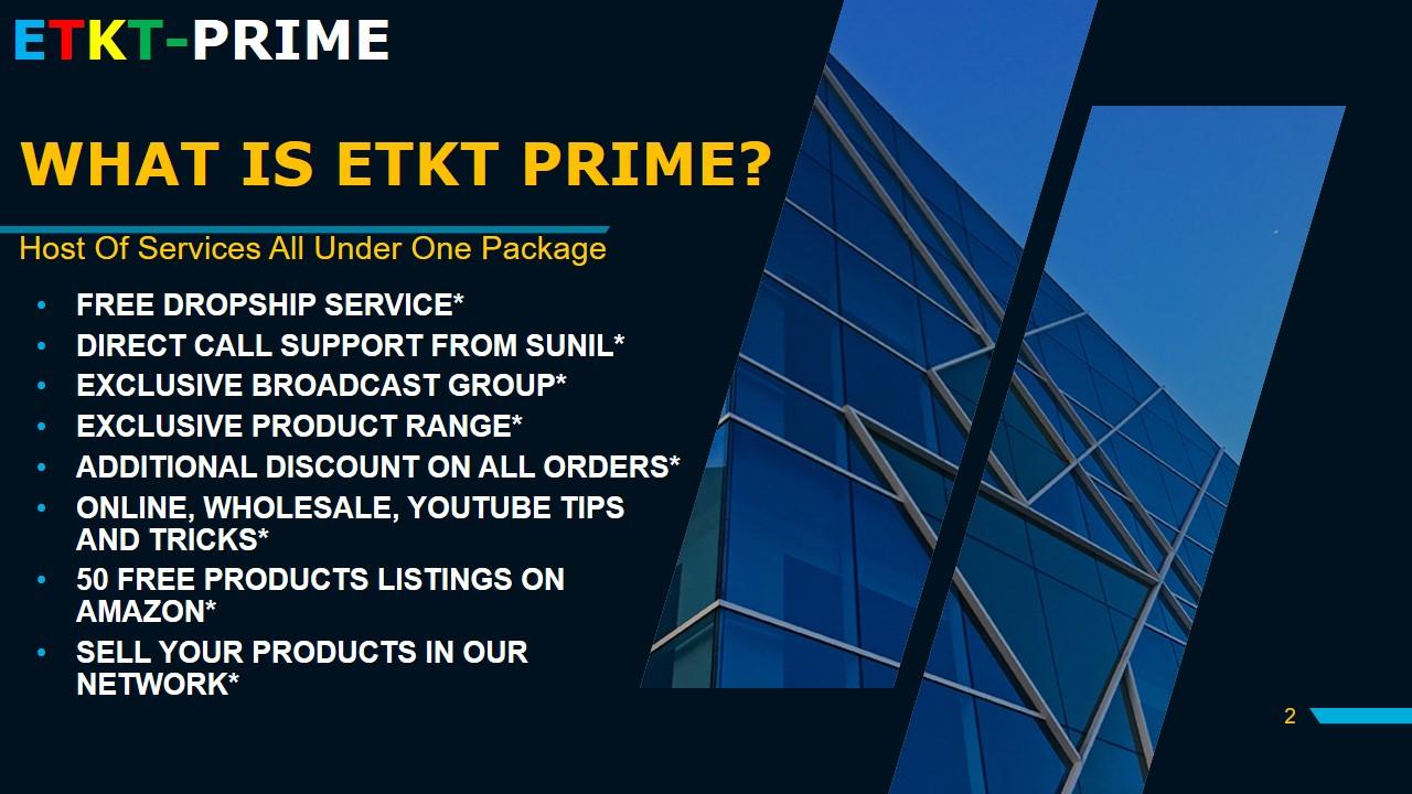 ETKT Prime