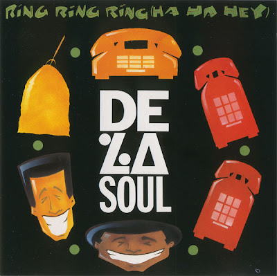 De La Soul – Ring Ring Ring (Ha Ha Hey) (CDS) (1991) (320 kbps)