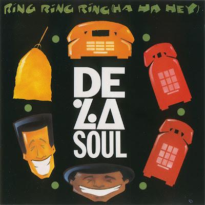 De La Soul – Ring Ring Ring (Ha Ha Hey) (CDS) (1991) (320 kbps)