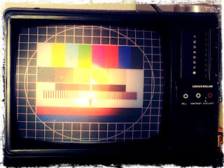 Fernseher Lampe