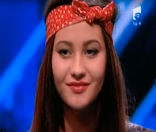 Erika Isac David Guetta Hey Mama X Factor