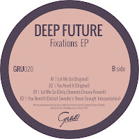 Deep Future Fixations EP Gruuv
