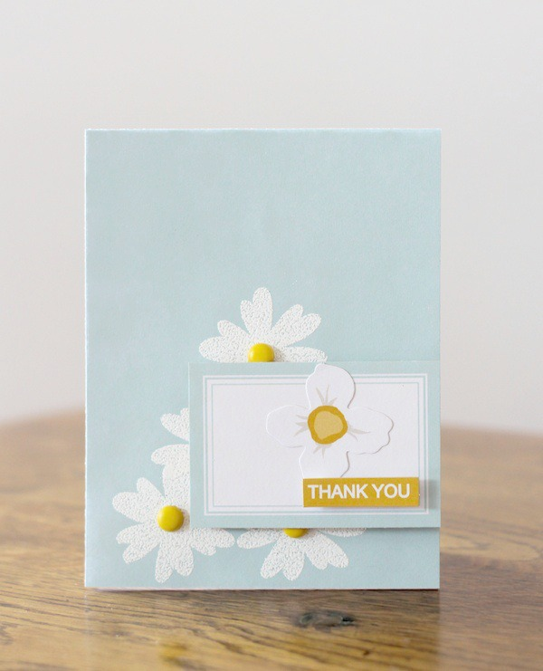 Amy Tsuruta Chickaniddy Crafts Color Challenge Card