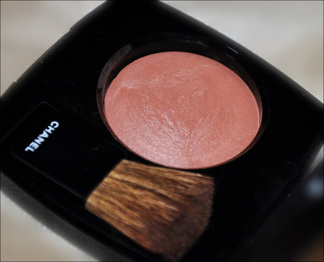 Chanel Joues Contraste Powder Blush #15 Orchid Rose