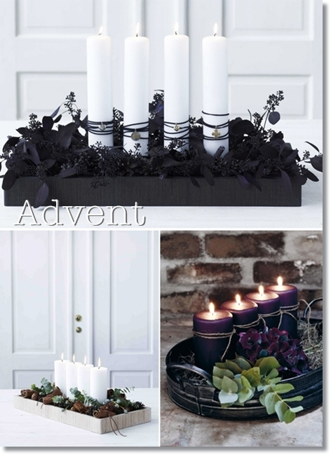 adventsljusstakar, adventsljusstakar blommor modern, adventsljusstakar blommor, trendiga adventsljusstakar, advents candles, stylish advents candles, trendy advents candles