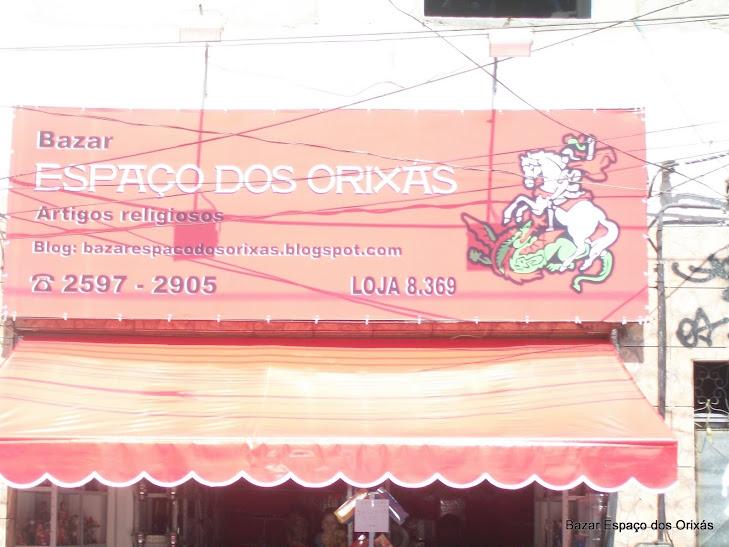Bazar Espaço Dos Orixás: