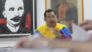 Partió Chávez hacia Cuba para recibir tratamiento médico