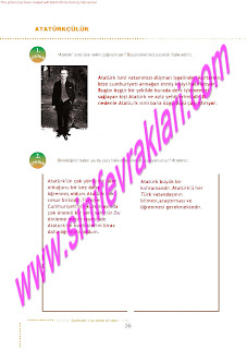 6.Sinif  Turkce Doku Yayinlari Ogrenci Calisma Kitabi Sayfa 36
