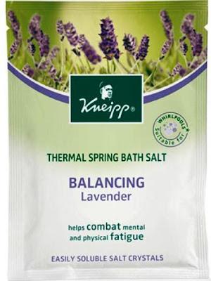 kneipp balancing lavender bath salt