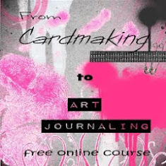 Card making to art journalling