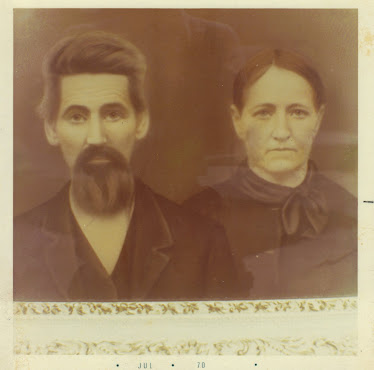 Frederick and Rhoda Fox