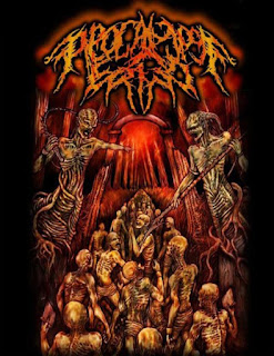 Apocalypse grind Wallpaper Photo Band Brutal Death Metal Bandung