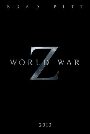 Guerra Mundial Z póster